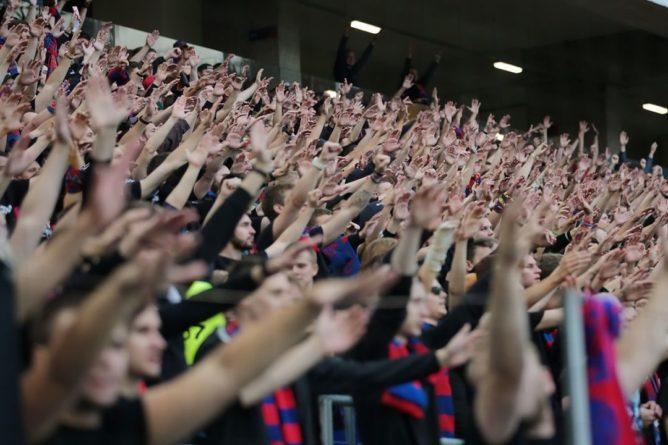 Общество: ЦСКА в меньшинстве победил Спартак в московском дерби