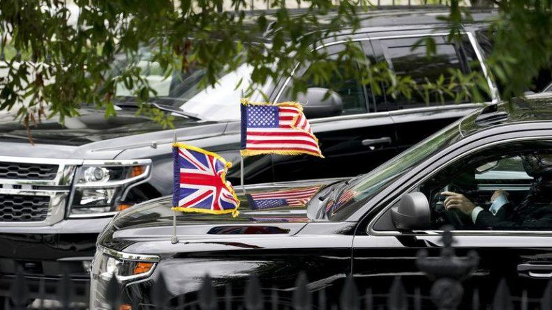 Общество: Британия и США назвали условие признания талибов
