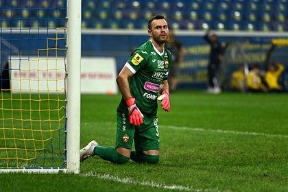 Общество: Акинфеев отреагировал на победу ЦСКА над «Спартаком» в дерби