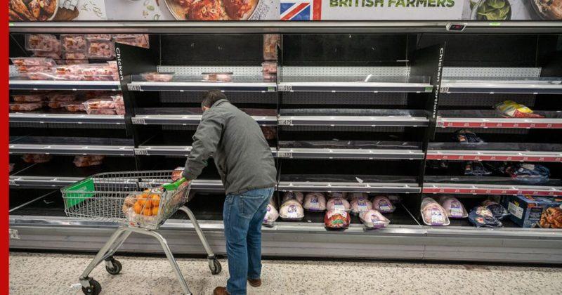 Общество: Великобритания может остаться без мяса в ближайшие две недели