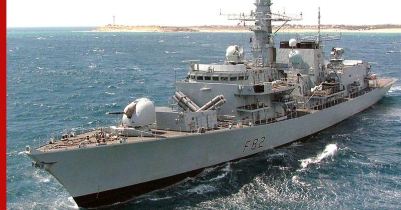 Общество: Королевский флот Великобритании испытает боевой лазер против дронов
