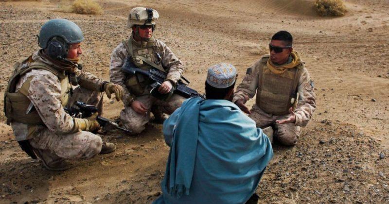 Общество: Минобороны Британии ошибочно рассекретило данные о сотнях афганских переводчиков