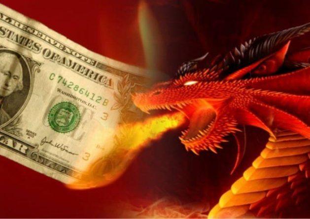 Общество: Китай ускоряет процедуру выхода из доллара: заплатят британцы