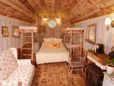 Общество: Disney построила в Англии дом Винни Пуха, который можно арендовать