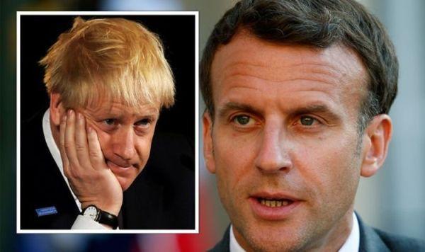 Общество: Джонсон задабривает взбешëнного подлодками Макрона «неистребимой любовью» к Франции