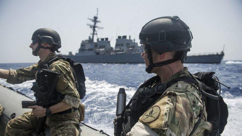 Общество: Правительство Австралии надеется на расширение военного сотрудничества с США и Британией