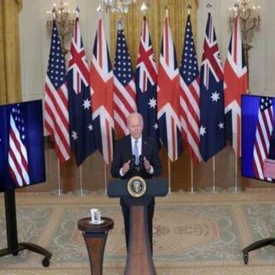 Общество: Австралия, Великобритания и США объявили о создании нового партнерства в сфере безопасности
