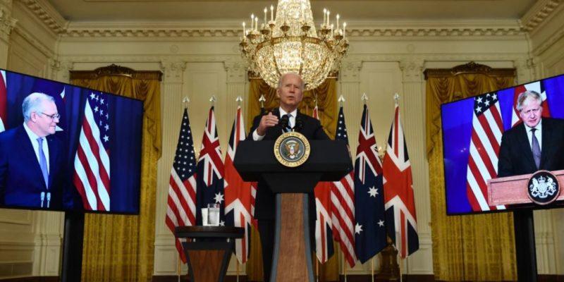 Общество: Для ЕС оказалось сюрпризом создание военного альянса США, Британии и Австралии