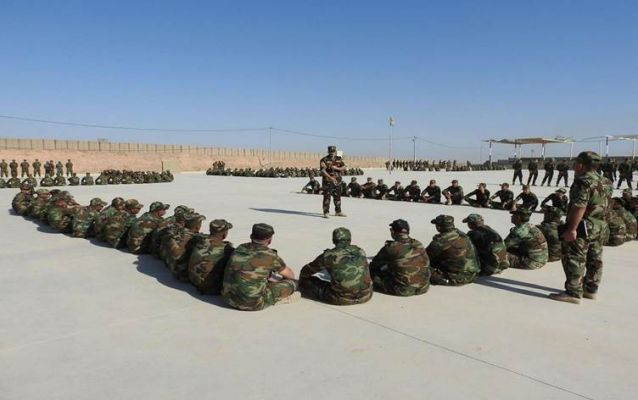 Общество: Великобритания профинансирует реорганизацию ополчения иракских курдов