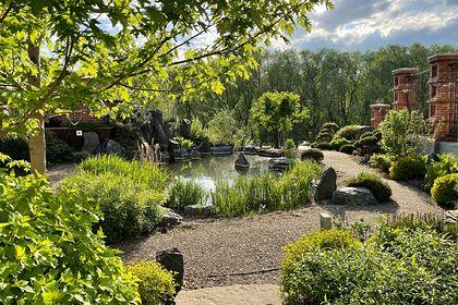 Общество: Мини-сад в Екатеринбурге получил награду на выставке в Великобритании