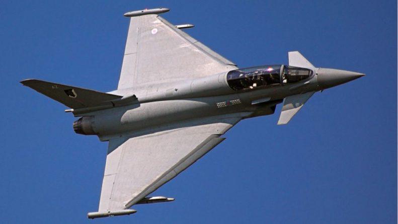 Общество: ВВС Великобритании досрочно спишут истребители Eurofighter Typhoon T1