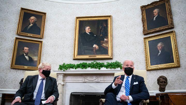 Общество: Британия и США согласовали общий подход к отношениям с РФ и Китаем