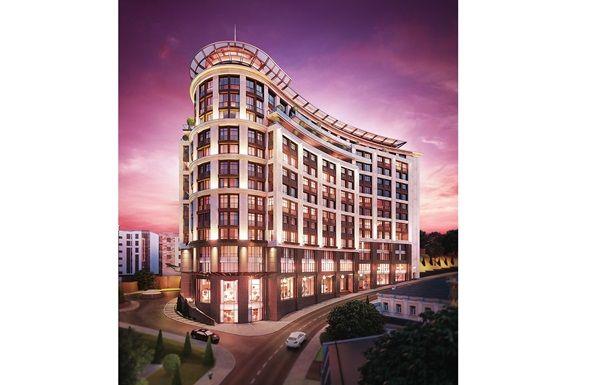 Общество: Дизайнер интерьеров королевской семьи Великобритании создала дом Linden Luxury Residences в Киеве