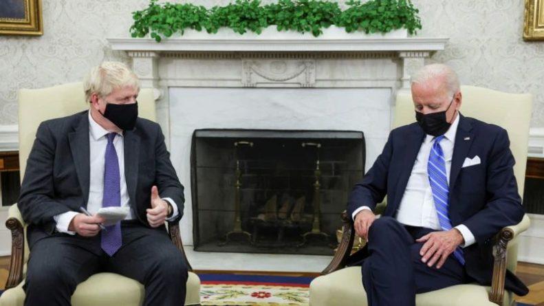 Общество: Джонсон: есть все шансы на заключение торгового соглашения в США