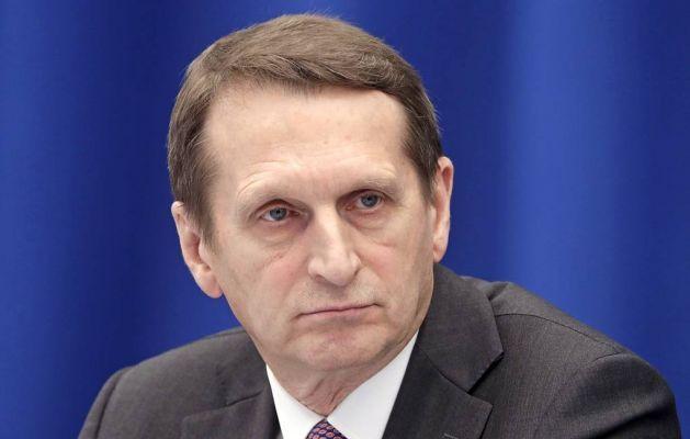 Общество: Нарышкин назвал очередной ложью новое обвинение Британией российских спецслужб
