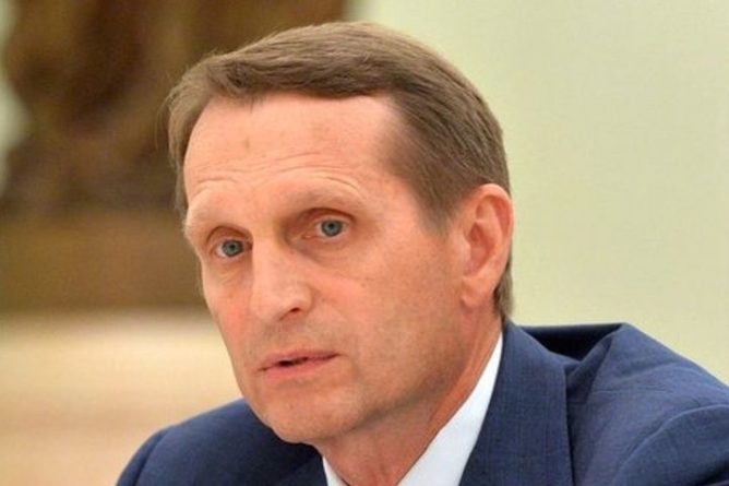 Общество: Нарышкин прокомментировал новое обвинение Лондона по делу Скрипалей