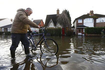 Общество: Лондону предрекли разрушительные наводнения