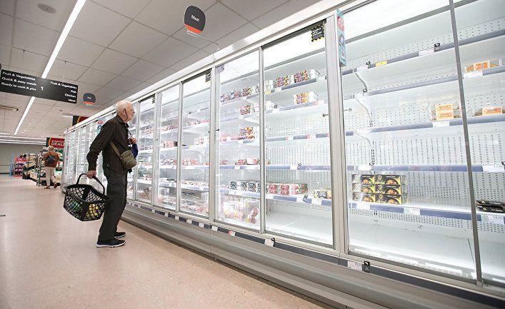 Общество: Advance (Хорватия): пустые полки по всей Великобритании. Дефицит продовольствия обостряется. Неужели логистическая цепочка лопнула, и теперь подобное случится в остальной Европе?