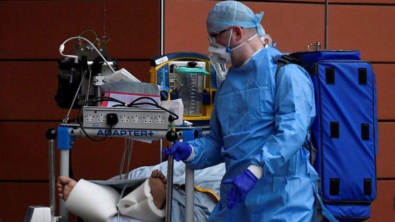 Общество: В Британии за сутки выявили более 31 тысячи случаев коронавируса