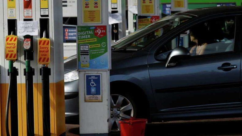 Общество: Бензиновый кризис: Британия упростила визовый режим для работников транспортной отрасли
