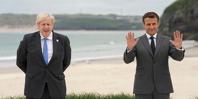 Общество: Новая глава давнего соперничества Франции и Великобритании