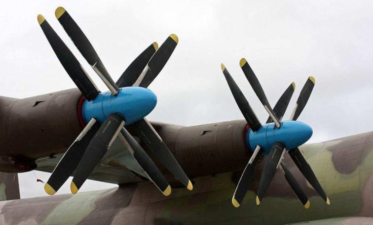 Общество: В Великобритании восхитились советским турбовинтовым самолетом Ан-22