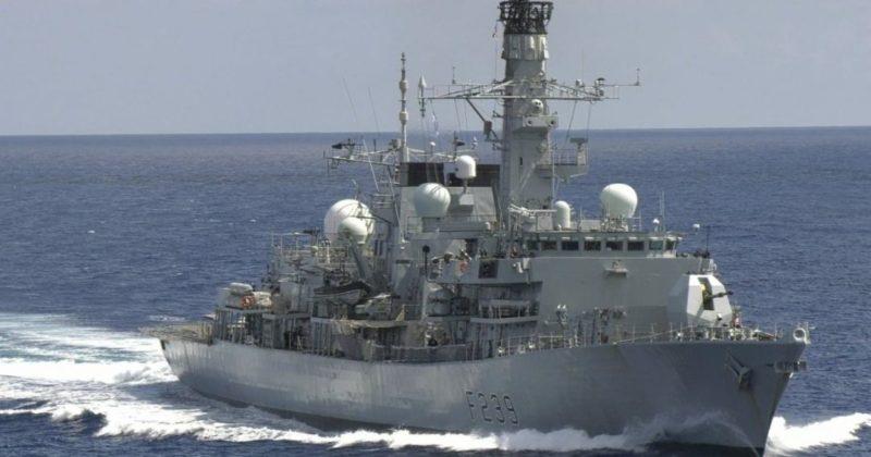 Общество: Дурные намерения. В КНР раскритиковали Британию за проход корабля через Тайванский пролив