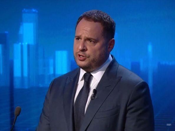 Общество: Ермак заявил, что Украина сотрудничает с США и Великобританией в рамках расследования покушения на Шефира
