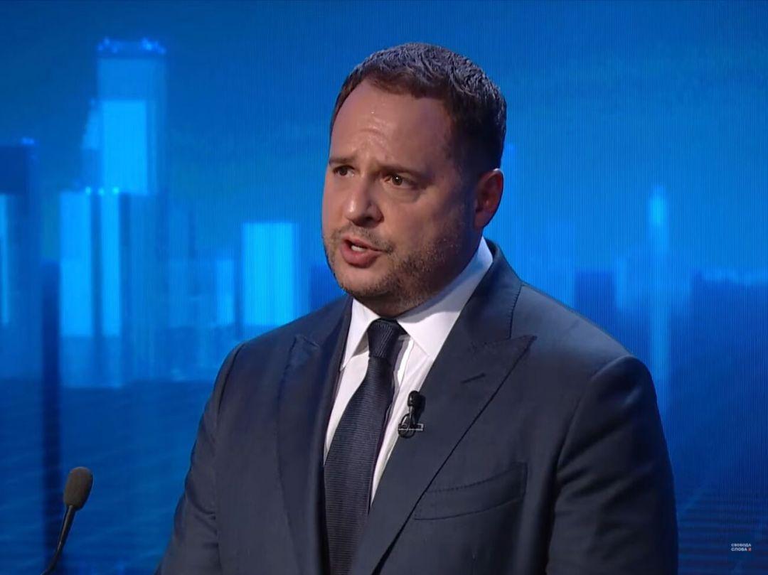 Ермак заявил, что Украина сотрудничает с США и Великобританией в рамках расследования покушения на Шефира