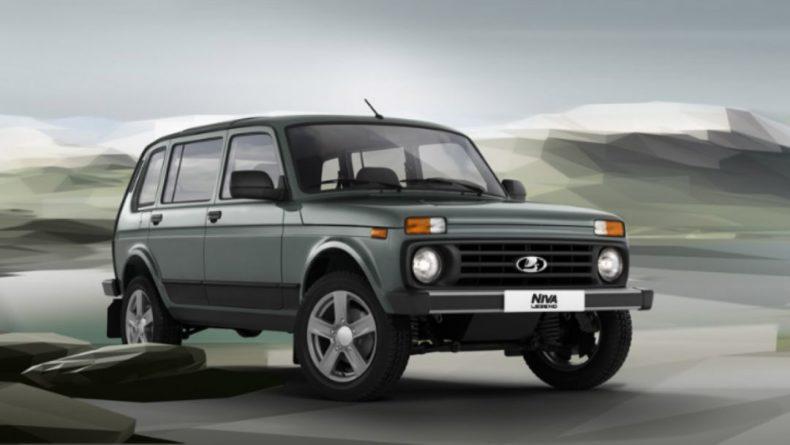 Общество: Внедорожник LADA Niva Legend пользуется спросом на автомобильном рынке Великобритании