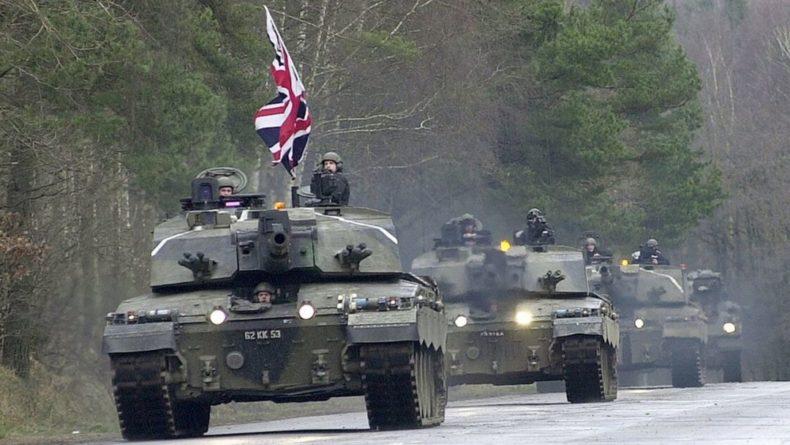 Общество: Российские военные проверили военный объект в Великобритании
