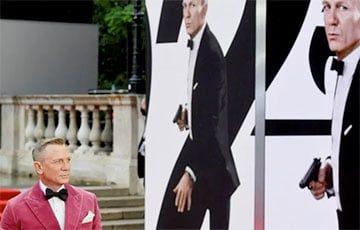 Общество: В Лондоне состоялась мировая премьера нового фильма про Джеймса Бонда