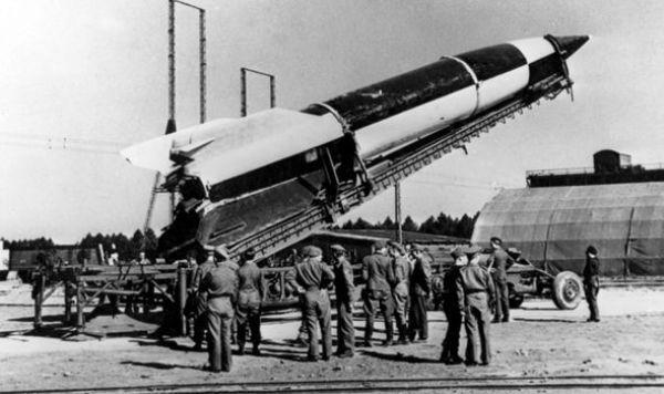 Общество: В Англии обнаружили «супероружие» Гитлера
