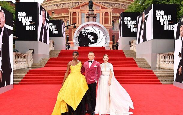 Общество: В Лондоне прошла премьера последнего фильма о Бонде с Дэниелом Крейгом