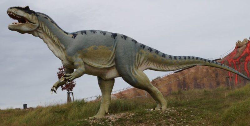 Общество: В Великобритании палеонтологи обнаружили два новых вида динозавров