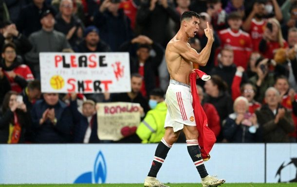 Общество: Роналду принес Манчестер Юнайтед победу над Вильярреалом