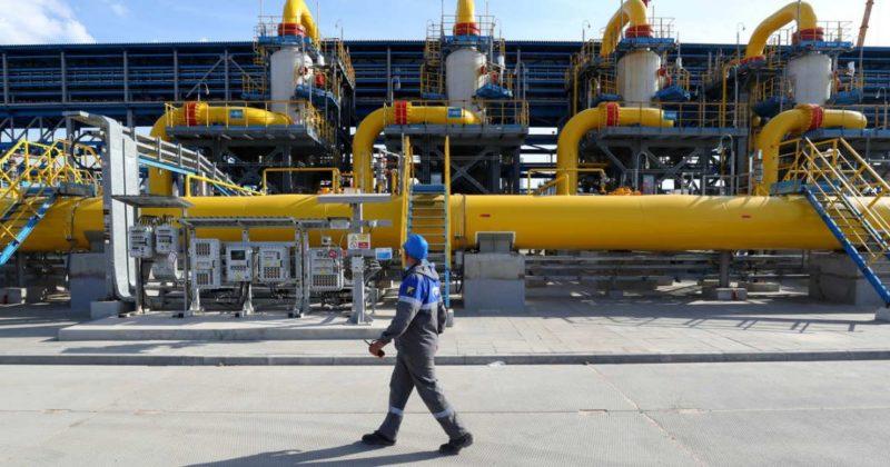 Общество: В Великобритании предрекли драку в Европе за российский газ