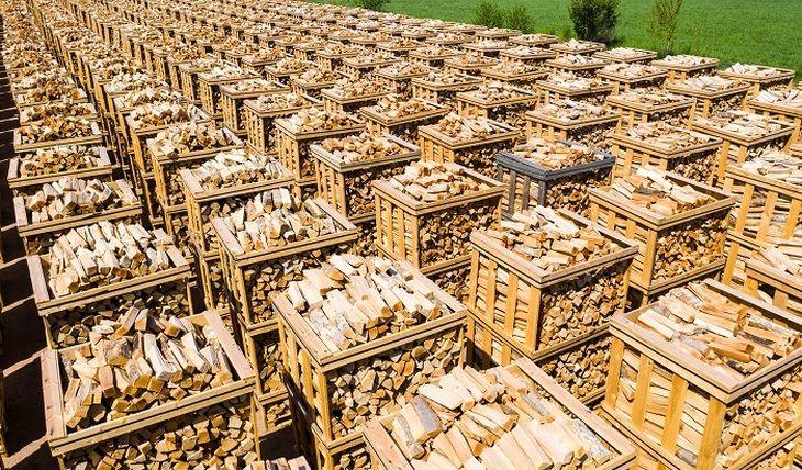 Общество: Англия перешла на американские дрова