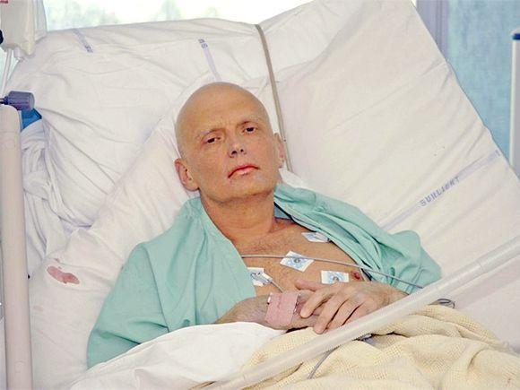 Общество: В Британии снимут сериал об отравлении Литвиненко, актера уже подобрали