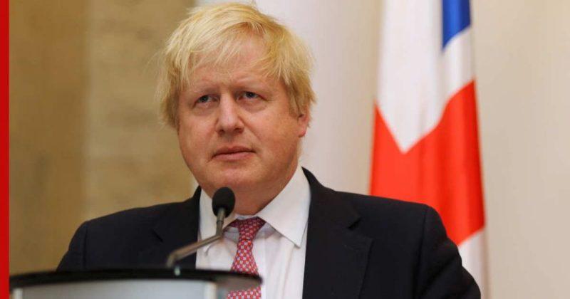 Общество: Джонсон допустил смягчение требований для въезда в Великобританию