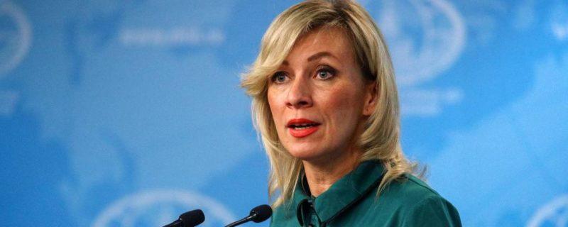 Общество: Захарова призвала Британию объяснить финансирование иноагентов в России
