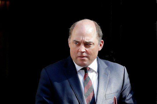 Общество: Глава Минобороны Великобритании пообещал ответить «враждебным государствам» на кибератаки