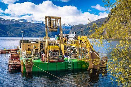Общество: Энергетический кризис в Британии решат с помощью гигантского кабеля из Норвегии