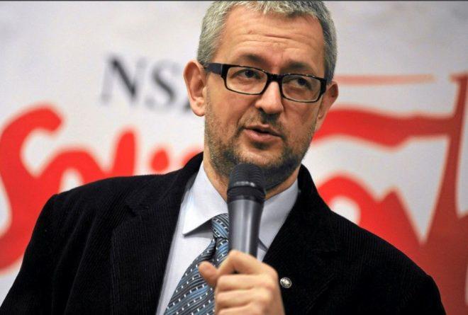 Общество: В Британию не пустили польского журналиста, заявлявшего о сотрудничестве евреев с нацистами