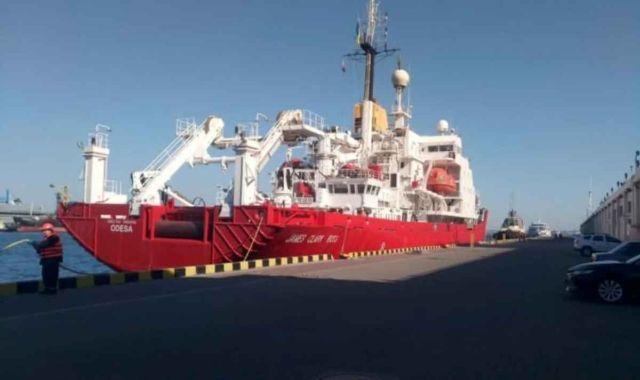 Общество: Полярное исследовательское судно, приобретенное в Великобритании, прибыло в Одессу