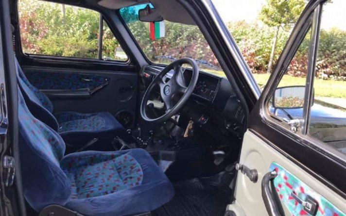 Общество: Редкую праворульную Lada Niva Cossack продают в Великобритании