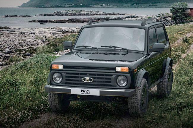 """Общество: """"Зверь с Востока"""": британцы оценили Lada Niva Legend"""