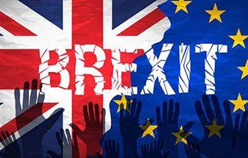 Общество: Большинство британцев считают Brexit провалом