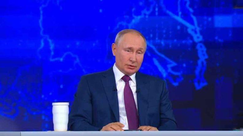 Общество: Британцы поддержали слова Путина о неразберихе в энергетической сфере Европы