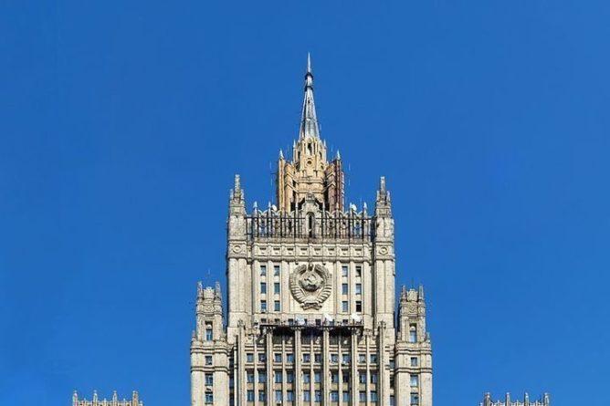 Общество: МИД РФ призвал Лондон не провоцировать гонку кибервооружений